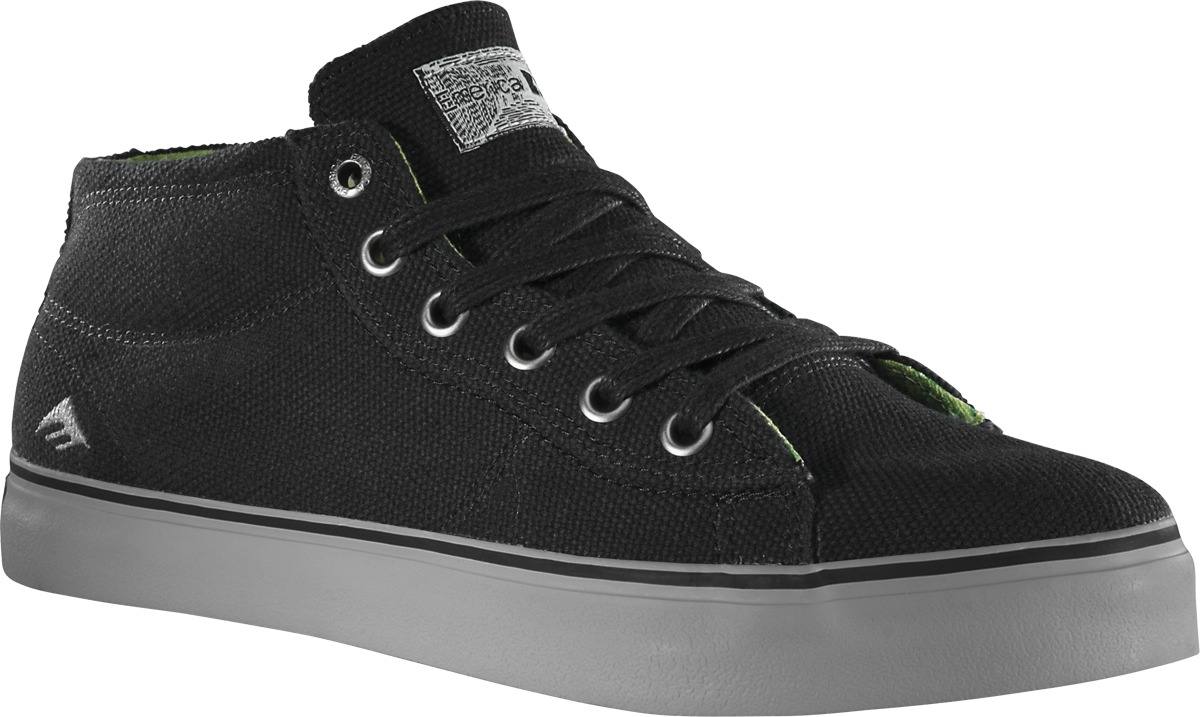 Emerica Vegan Skateboard Shoes Emerica Tempster Ed Templeton Vegan skate shoe