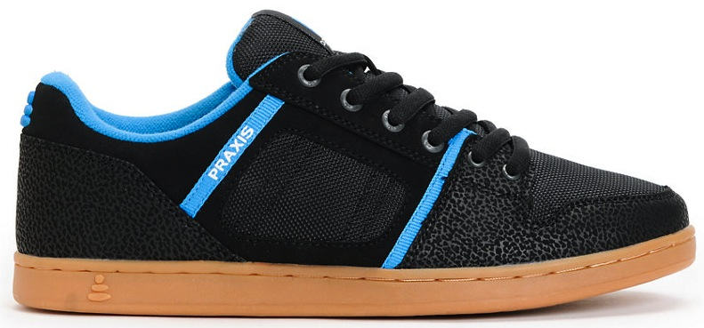 Praxis Core Vegan Skateboard Shoe