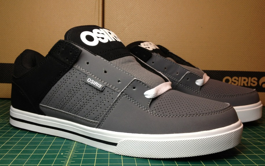Osiris Vegan Skateboard shoes The Protocol