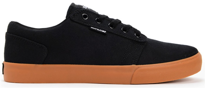 Supra Amigo Canvas Vegan Skateboard shoe