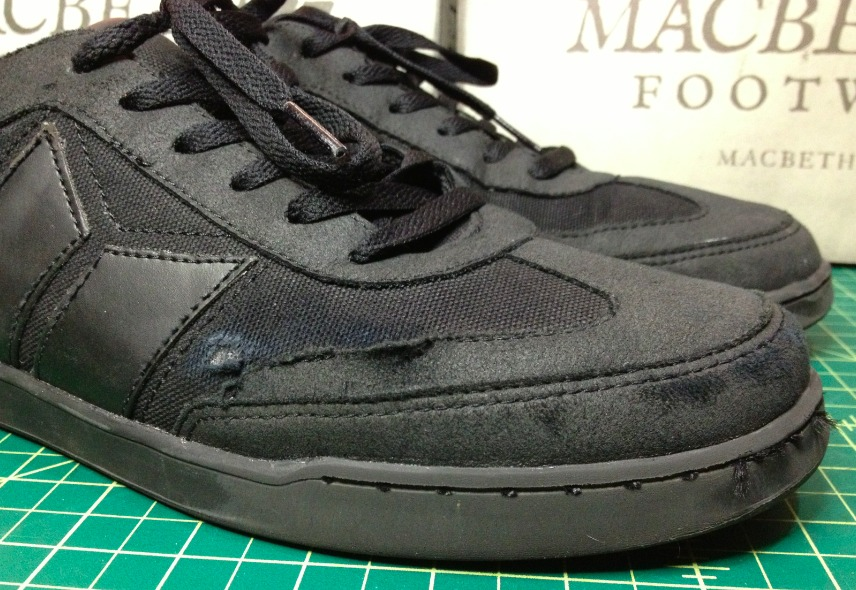 Madrid Macbeth Vegan Skateboard Shoes