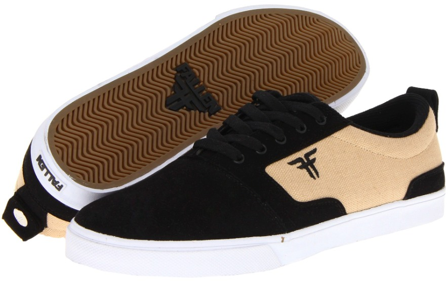 Fallen Kingston Vegan Skateboard shoe