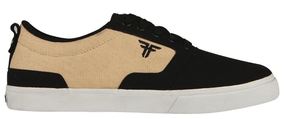 Fallen Kingston Vegan Skateboard shoes Hemp synthetic-suede