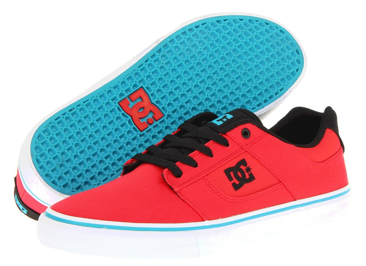 DC Bridge TX vegan Skateboard Shoe