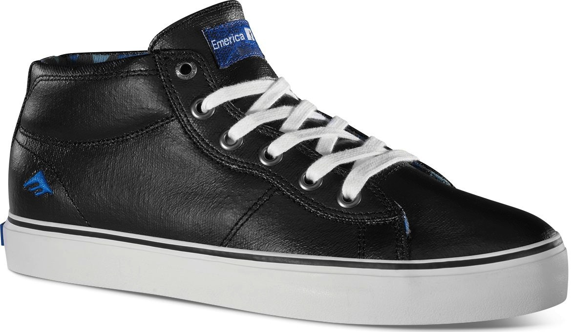 Ed Templeton Emerica Vegan Skateboard Shoes Tempster