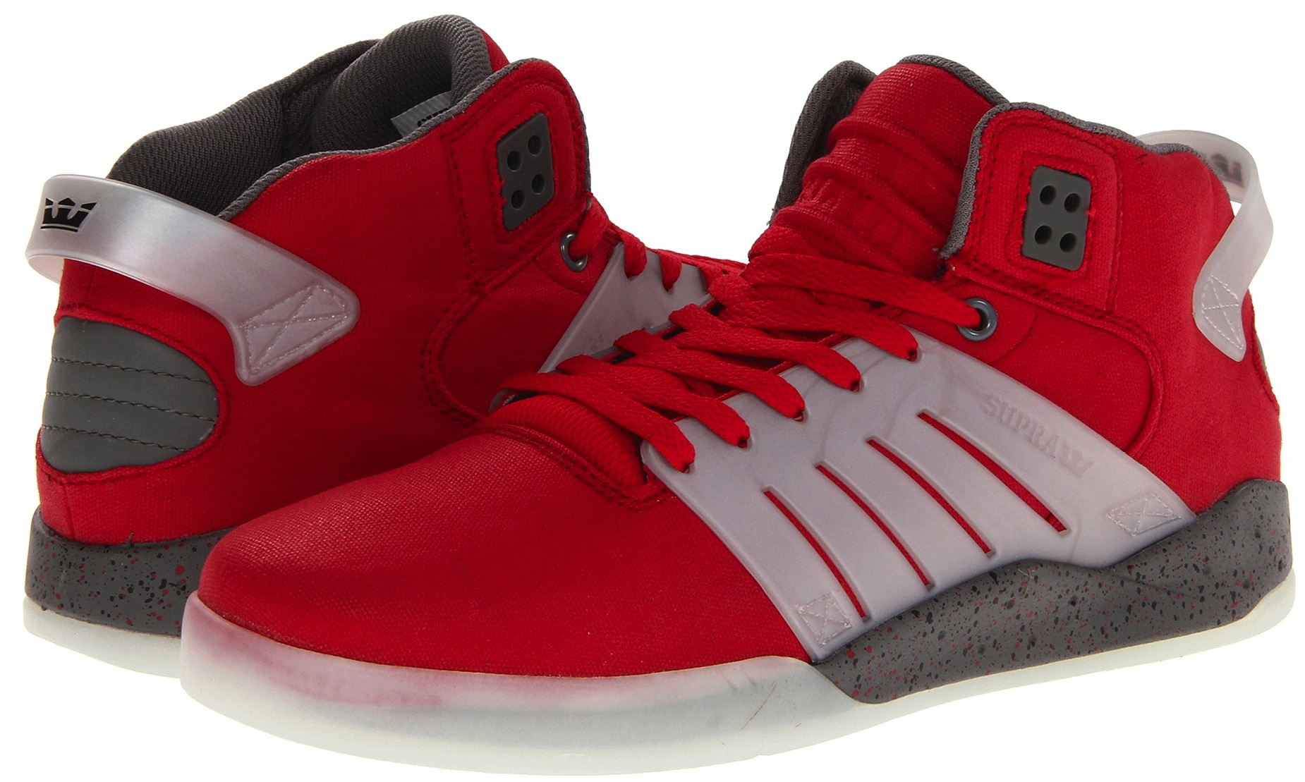 Supra Skytop III Vegan Skateboard shoes