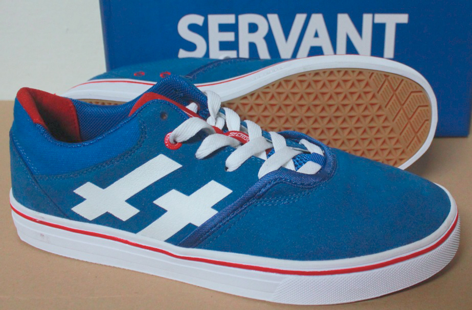 Servant Dagon Vegan Skateboard shoe