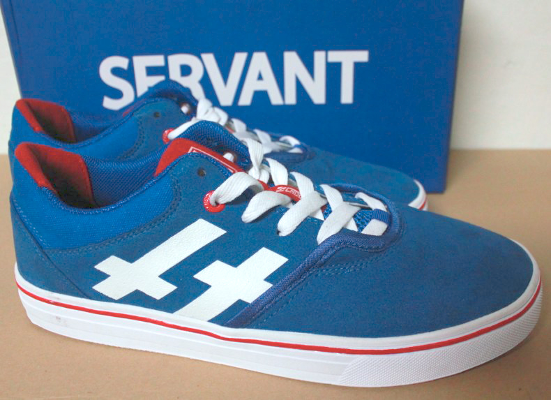 Servant Dagon Vegan Skateboard Shoes