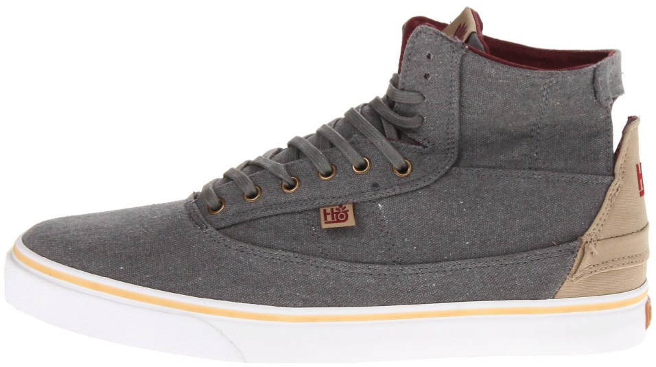 Habitat Guru Hi Profile Vegan Skateboard shoes