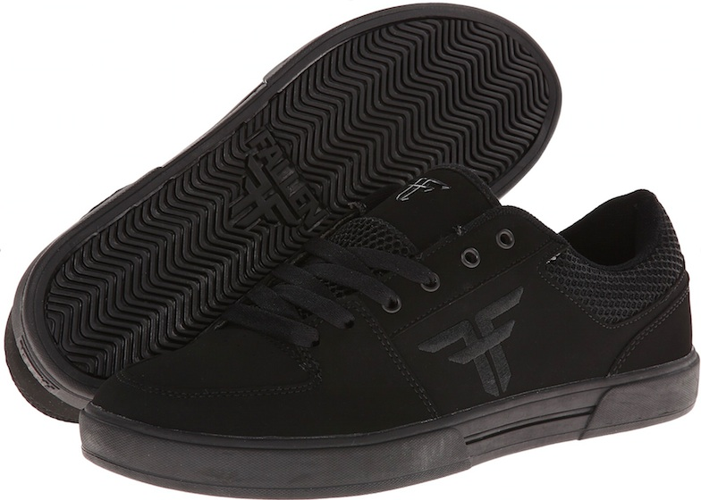 Patriot III Vegan Skateboard shoe from Fallen Synthetic leather synthetic nubuck Vegan