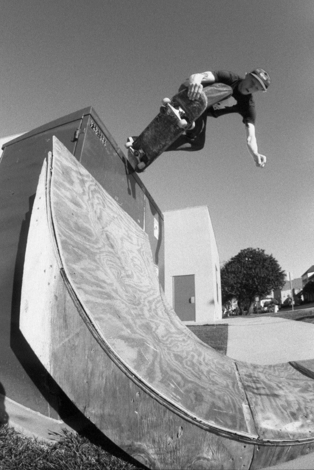Matt Swanguen Vegan Skateboarder