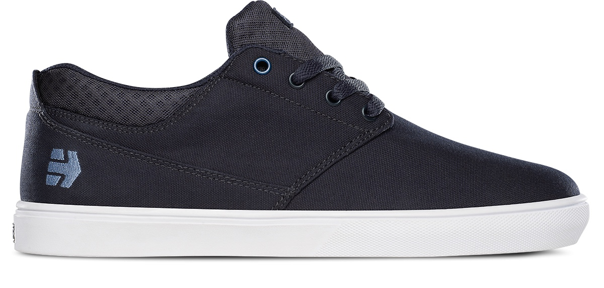 Etnies vegan skateboard shoe Jameson MT bloodline canvas