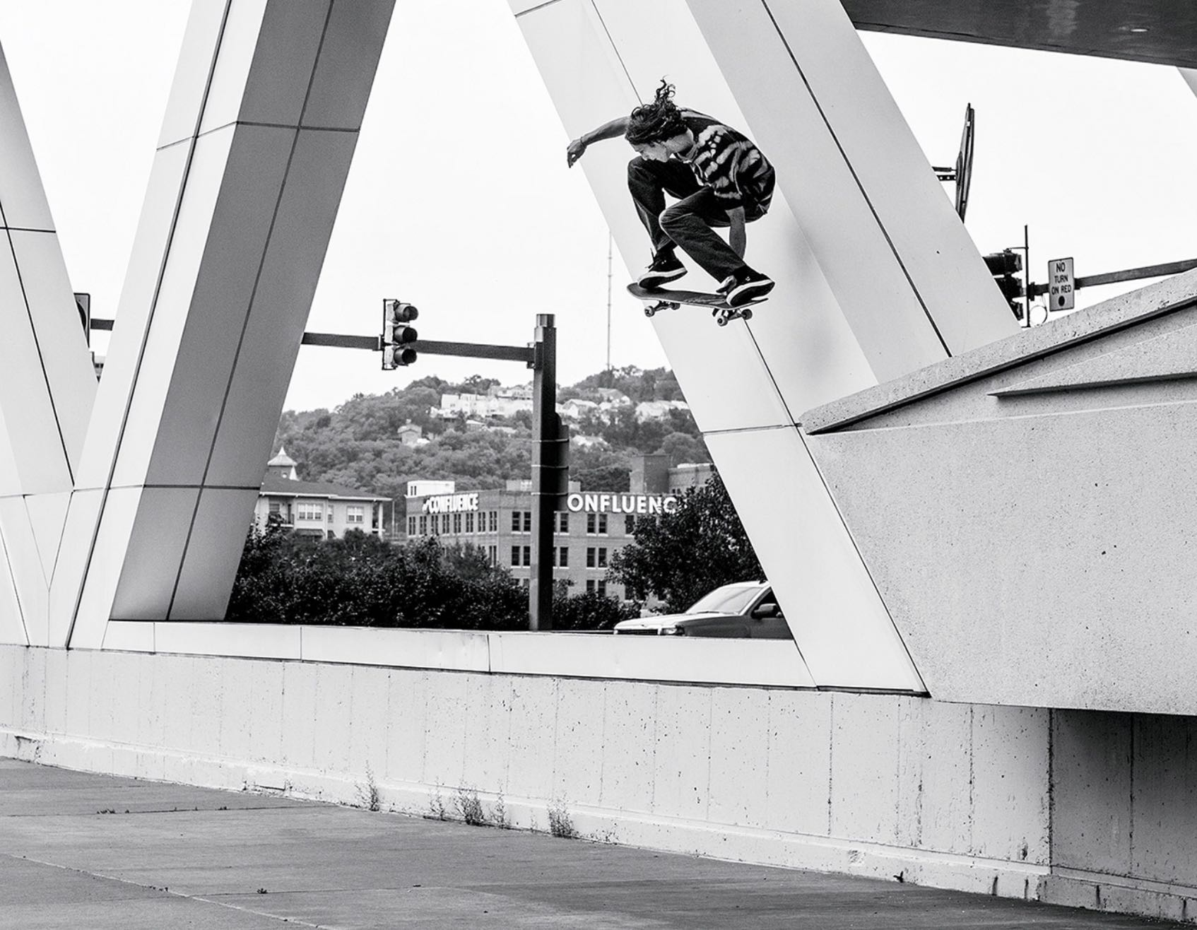 Pittsburgh Evan Smith David L Lawrence Convention Center skateboarding