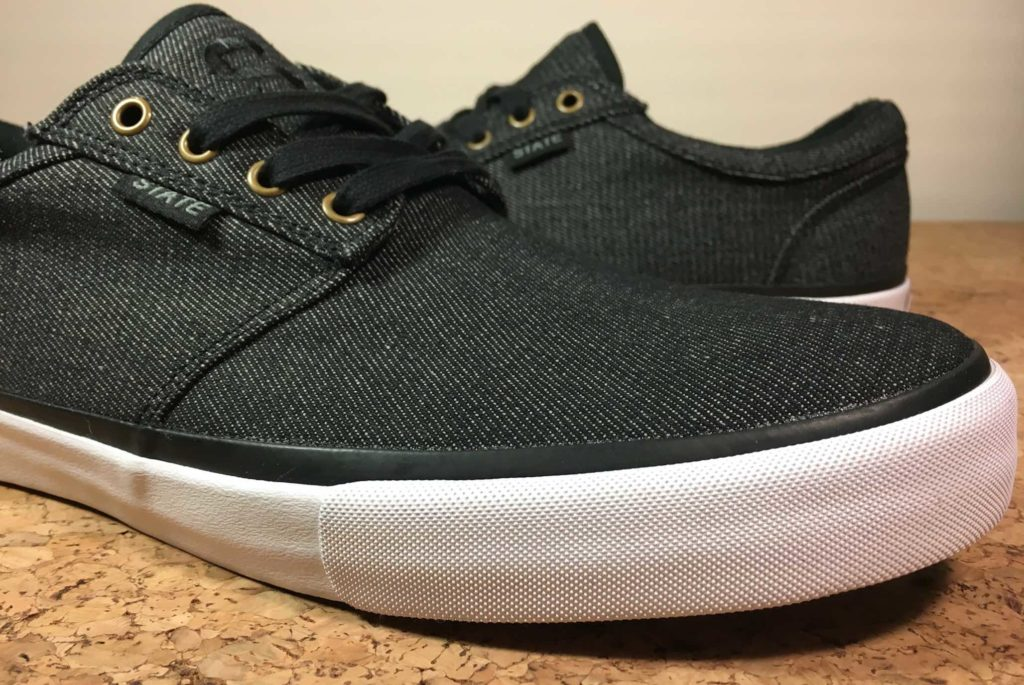 State Footwear vegan skate shoes Canvas